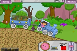 Train express game